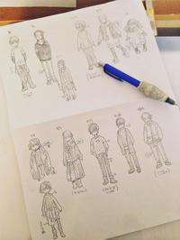 衣装設定 - 山田南平Blog