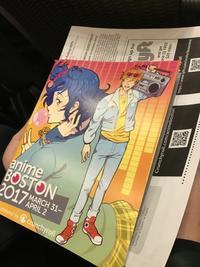 Anime Boston 2017に参加してきました! - Amnet Times