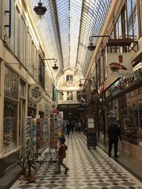 パリのパッサージュ散策 - ~横浜パン教室&世界の料理教室・ガストロノマードのTastyTravel~