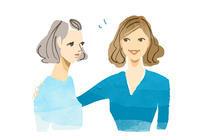今時オフィスのよい人間関係とは?プレジデントウーマン - まゆみん MAYUMIN Illustration Arts