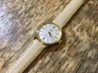 オメガ デビル 手巻き オーバーホール - トライフル・西荻窪・時計修理とアンティーク時計の店
