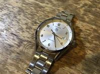 TAG HEUER タグホイヤー カレラ 自動巻き腕時計修理 - トライフル・西荻窪・時計修理とアンティーク時計の店
