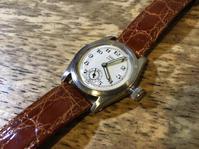 TUDOR チュードル 手巻き式腕時計修理 - トライフル・西荻窪・時計修理とアンティーク時計の店
