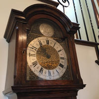 TEMPUS FUGIT ホールクロック修理 - トライフル・西荻窪・時計修理とアンティーク時計の店