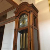 HOWARD MILLER ハワードミラー ホールクロック修理 - トライフル・西荻窪・時計修理とアンティーク時計の店