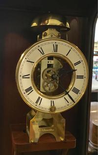 Ethan Allen イーサンアレン 置き時計修理 - トライフル・西荻窪・時計修理とアンティーク時計の店
