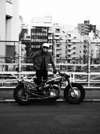 更新後記 VOL.138 - 君はバイクに乗るだろう