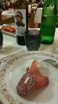 ファシズムロマンチック・ディナー - Via Bella Italia ベッライタリア通りから