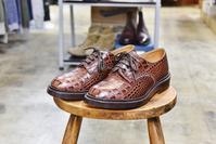 「創業祭」の目玉、革靴編。。。お早目に♪ - selectorボスの独り言   もしもし?…0942-41-8617で細かに対応しますョ  (サイズ・在庫)