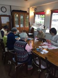 桜満開の日のボランティア★ - 居空間RoCoCo