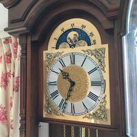 大型置き時計・ホールクロックの修理 - トライフル・西荻窪・時計修理とアンティーク時計の店
