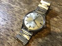 オメガ シーマスター 自動巻き時計修理 - トライフル・西荻窪・時計修理とアンティーク時計の店