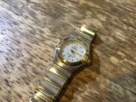 オメガ コンステレーション クオーツ時計修理 - トライフル・西荻窪・時計修理とアンティーク時計の店