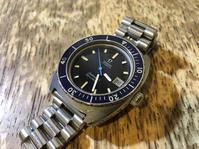 OMEGA オメガ シーマスター 120 オーバーホール - トライフル・西荻窪・時計修理とアンティーク時計の店