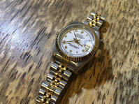 ロレックス デイトジャストレディース時計修理 - トライフル・西荻窪・時計修理とアンティーク時計の店