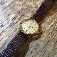 オメガ デビル手巻き時計修理 - トライフル・西荻窪・時計修理とアンティーク時計の店