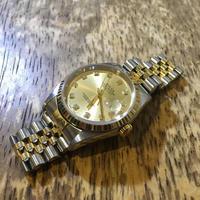 ロレックス デイトジャスト修理 - トライフル・西荻窪・時計修理とアンティーク時計の店