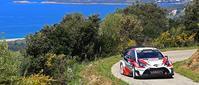 WRCラリー・フランスデイ1、MotoGP、そしてラグビー - 【本音トーク】パート2(ご近所の旧跡めぐりなど)