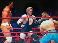 WWE立志伝 第0話 - 別冊GodBrainMisoSoup