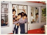 1984年5月25日、新人歓迎合宿、摩耶山天上寺 - あどばた会議
