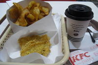 KFC『カーネリングポテト』 - My favorite things