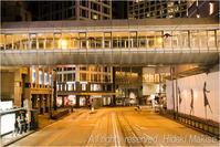 インドシナ周遊の旅(4)香港(3)夜のトラム車窓 - My Filter     a les  co les   Photographies