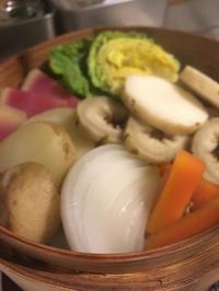 春メニューと4月のお休み - 獺 kawauso ひねもすお酒と野菜と食楽な日々