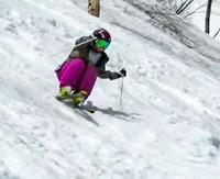 滑走31日目☆八方の子、新潟参上 - Carmenの粉雪スキャット