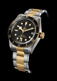 Tudor Heritage Black Bay Steel & Gold - Vintage-Watch&Car ♪