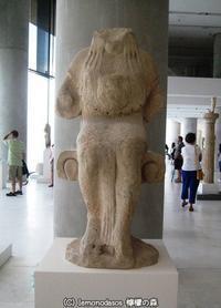 エンディオスのアテナ女神像アクロポリス博物館 - 日刊ギリシャ檸檬の森 古代都市を行くタイムトラベラー