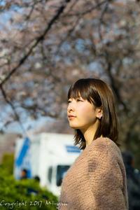 卯の花月 その5 - naco #117 - Mi-yan's PHOTO LIFE blog [PORTRAIT]
