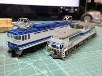Tomix9192EF64 66と2221 DD51 791 - Sirokamo-Industry