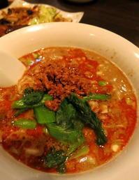中国四川料理・九尾の狐 * 坦々麺が好き~♪ - ぴきょログ~軽井沢でぐーたら生活~