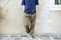 WIDE WORK PANTS - TIMESMARKETのスタッフ日記