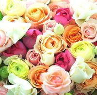 花のギフト 結婚10年めの自分に  2017年母の日につきまして - 一会 ウエディングの花