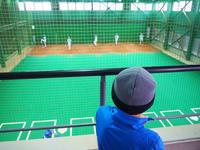 ナゴヤ球場の室内練習場に子どもと見に行ってきました(^^♪ - 東洋医学総合はりきゅう治療院 一鍼 ~健やかに晴れやかに~