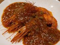海老のチリトマトソース - なまらや的日々