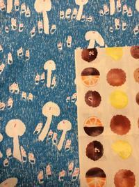 『木と布と針』お弁当企画 - 帽子工房 布布