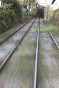 都電荒川線の桜2 - デジカメ持ってING