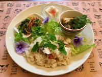 鯛飯ワンプレート - カフェ気分なパン教室  ローズのマリ