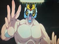 王の虎、悪の虎 - 本家・神脳味噌汁「世界」超ジードXV開拓日誌劇場ゾーンVANISHING LINE娘