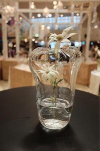 今日と明日で終わります。 2017.4.12 → 4.17 takatomi daisuke glass show @阪急うめだ 9階 祝祭広場 - glass cafe gla_glaのグダグダな日々。