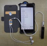 iPhone7+Bluetooth+ZERO AUDIOオーディオカスタマイズ。。 -   ロードバイクPROKU