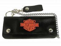 Harley Davidsonハーレーダビッドソン トラッカー・バイカーウォレット!デッドストック品 - 注意!基本 投稿しっぱなしで仕様・価格等は投稿時の内容です。