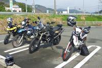 第517回鮪会オフロード部フラット林道ツーリング - ツーリング倶楽部 鮪会 公式ブログ2