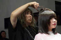 vol.91「竹村 江津子の仕事」 - Monthly Live    営業後の美容室での美容師による単独ライブ