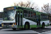 (2017.4) 山梨交通・C766 - バスを求めて…