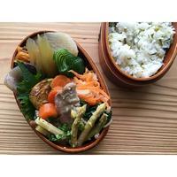 惜しむ春BENTO - Feeling Cuisine.com