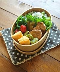 4.17カジキの照り焼き弁当 - YUKA'sレシピ♪