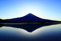 29年4月の富士(17)田貫湖の富士その1 - 富士への散歩道 ~撮影記~